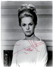 Tippi Hedren Autograph Signed Photo - The Birds